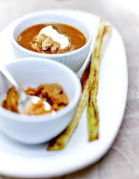 cuisine soupe de poisson soupe de poisson et rouille pour 4 personnes recettes à table