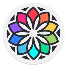 Coloring Book For Me Mandala