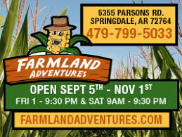 Pumpkin Patches In Arkansas by Guide Corn Mazes And Pumpkin Patches To Visit In Northwest