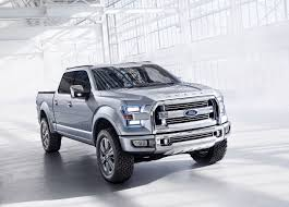 Ford Atlas Pickup Truck Concept | Manteresting