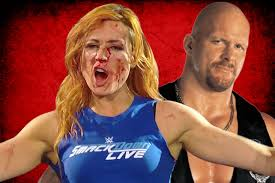 Becky Lynch Is The New Stone Cold Steve Austin Kurt Angle Uses Milk Truck To Soak The Alliance Youtube Dli I C Pin By Sammy On Wwe Wrestling Wwe Wrestlers Wwf Stone Cold Steve Austin Vs Triple H No Disqualification 10 Car Loving Stars Babbletop Online World Of Qa Vince Mcmahon And Hulk Hogan Mattel Defing Moments Elite Amazon Drives Beer Has Life All Figured Out Mens Journal Beers Middle Fingers Stunners What A Time It Was When