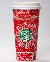 For Alisa Inspiration Her Design Came While Drinking A Gingerbread Latte The Holiday Mood Made Me Try To Draw On Starbucks Cup First Time