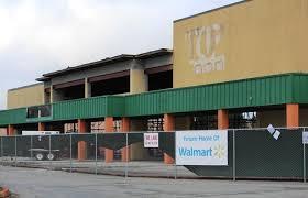 Wal Mart Finally Pulls Trigger on Everett Mall Location Olive