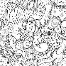 Abstract Coloring Pages Within Free Printable Adults