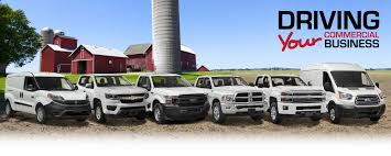 Commercial Vehicles To Drive Your Business | Ewald Truck Center