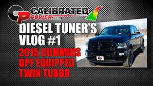 Diesel Tuner's VLOG #1, 2015 Cummins, DPF Equipped Twin Turbo - YouTube Chucks Diesel Performance Dringer L5p Tuner For The 72018 Duramax Real Power Is Here Ford 73l Stroke Revolver Chipswitch Edge Products Dt Roundup Tuners Fding Your Tune Tech Magazine Afe Power Dyno Tests And Adds To New 2017 F250 Giving Diesel Owners A Bad Name 73 Php Chip Youtube 36040 Evo Ht2 Dodge Chrysler Tuning 101 Basics Of Your Truck With An 2017fordhs Shibby Harness Plug Kit Bc Will An Engine Pay Off For Onsite Installer Hp Powerstroke 67l Pcm Tcm Support Facebook
