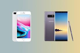 iPhone 8 Plus Vs Galaxy Note 8 Camera parison