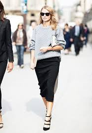 In Which I Argue That Pencil Skirts Are Wearable