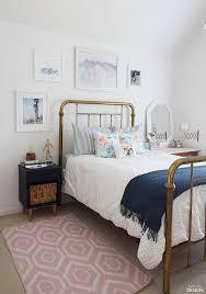 Young Modern Vintage Bedroom