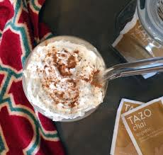 Tazo Pumpkin Spice Chai Latte Nutrition by Home Healthy Recipes Smoothies Winter Smoothie Collection