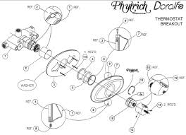 Tub Drain Assembly Diagram by Phylrich Parts Breakdown On Happy Is Clean
