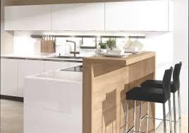 deco cuisine blanc et bois cuisine blanc et bois avec stunning deco cuisine blanc et bois