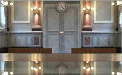 justice portail salle des assises de pau entre patrimoine et