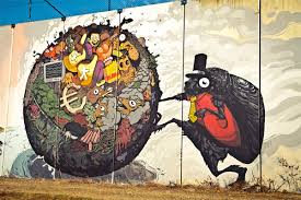 20 wall murals you have got to see hongkiat