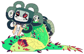 UnderTale Omega Flowey Much By Afroclown