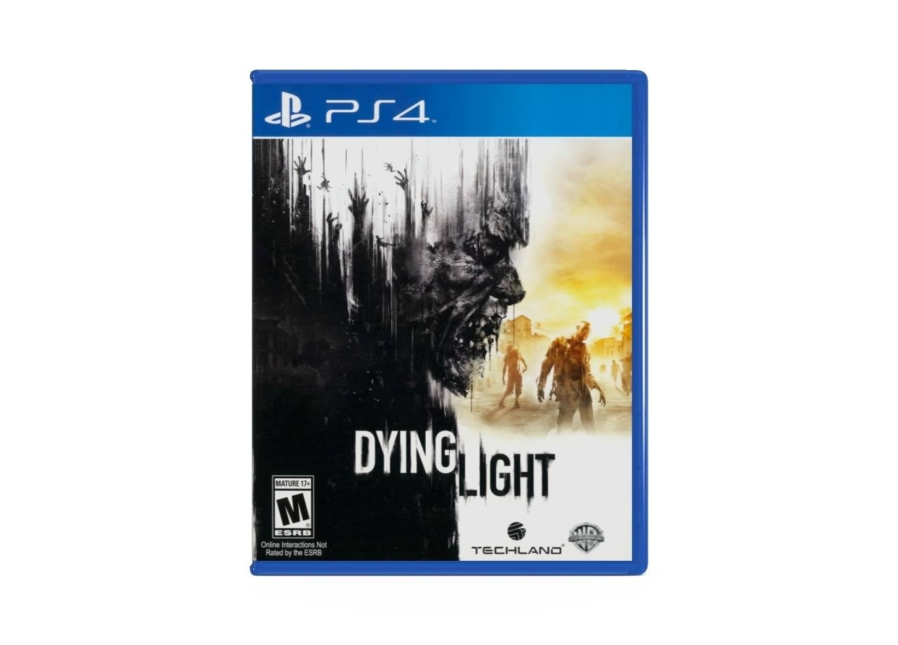 Warner Bros. Dying Light - PlayStation 4 Game