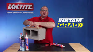 construction adhesive loctite power grab heavy duty