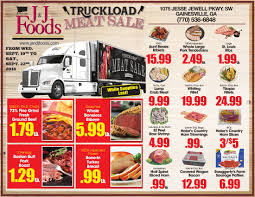 Did You Miss Out On Our Big Truckload Meat Sale Earlier This Year? We ... Jj Truck Bodies Dynahauler Dump J Commercial Trucks For Sale Used Cars For Haughton La 71037 Jjs Bargain Barn Autos 2003 Sterling Lt7500 Trailers 2012 Caterpillar Tl642 Tehandler Forklift Sale Ford Dodge Chevrolet Gmc Sprinter Diesel F250 F Home Page Enterprise Auto Sales Dealership In Saratoga 2007 Mack Granite Ctp713 And In High Lift Tailgate Operation Youtube Jjbodies Twitter