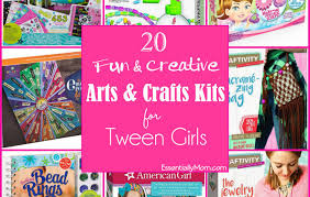 Arts And Crafts Kits For Tweens Art 10 Year Olds