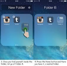 How To Hide Apps Folders iOS 7 [No Jailbreak] Hongkiat