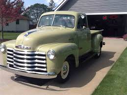 100 1951 Chevy Truck For Sale Chevrolet 5Window Pickup For Sale Listing ID CC1060397
