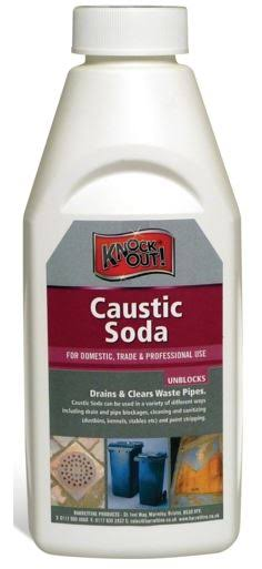 Barrettine Caustic Soda