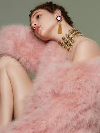 100 Krisana Midnightcharm Glamour UndoneAnais Pouliot Photographed By Natth