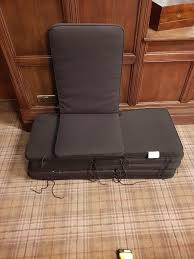 Patio Chair Covers For Seat/back Cushion X 6 Black | In Whickham, Tyne And  Wear | Gumtree