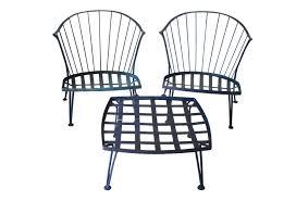 Vintage Wrought Iron Patio Furniture Woodard by Furniture Captivating Woodard Furniture For Patio Furniture Ideas