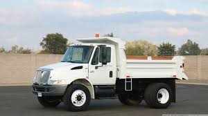 2004 International 4300 5-6 Yard Dump Truck - YouTube