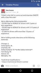 Getting Desperate | Page 2 | Truckingboards LTL Trucking Forums Veterans In The Drivers Seat Fleet Management Trucking Info Conway Communicates Safety Finish Product Driver Backup Tank Wagon Job El Paso Western Ft Oil Gas Best Company To Work For Home Time Starting Out Page 1 Saia Motor Freight Des Moines Iowa Cargo Careers On Twitter Attending Gats2017 Stop By Our Booth Saia Truck Kasareannaforaco Where Jobs Are Companies Hiking Wages As They
