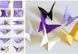 Paper Art And Crafts Craft Ideas For Kids With Step By Ye