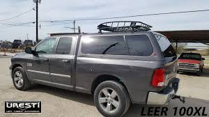 Leer Truck Caps, Camper Shells & Toppers For Sale In San Antonio TX ...