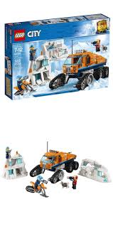100 Lego Cement Truck LEGO Complete Sets And Packs 19006 City Arctic Scout