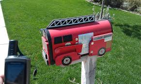 Fire Truck Mailbox - West Valley City, UT Image Woman Struck By Falling Tree In Bon Air Dies From Cardiac Arrest Fire Department Town Of Washington Eau Claire County Wisconsin Classic Firetruck Mailbox Animales 2018 Pinterest Mailbox 1962 Chevrolet C6500 Fire Truck Item J5444 Sold August Sherry Volunteer Wood Simple Yet Attractive Truck Home Design Styling Red Rusty Clark 100k Photos Flickr Dickie Spielzeug 203715001 City Engine Dickies Oak View California Usa December 15 Ventura Count Dept Close Up Of Orange Lights And Sirens On Trucks Detail Stock Amazoncom Hess 2005 Emergency With Rescue Vehicle Toys Games