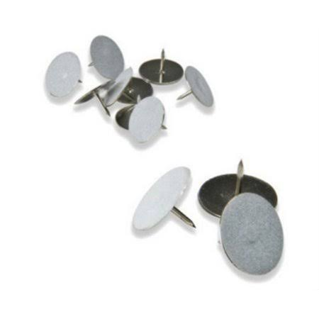Mossy Oak Highly Reflective Silver Trail Marking Tacks - 50pk