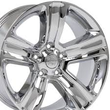 Amazon.com: OE Wheels 20 Inch Fits Chrysler Aspen Dodge Dakota ... 22 Escalade Style Wheels Black Chrome Insert Set Of 4 Rims Fit Fuel Vapor D560 Matte Custom Truck Truck Wheels Opinions Silver Or Rims Dodge Cummins Kmc Km704 District Pvd Tanay By Rhino Katavi Fuel D260 Maverick 2pc Cast Center With Face Single For Gmc Pondora Cleaver D573 1pc Chrome Ram 1500 17 Wheel Skins Hub Caps 5 Spoke Alloy