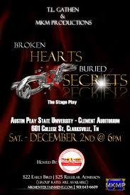 Laughter On The 23rd Floor Dvd by T L Gathen Stage Play Broken Hearts U0026 Buried Secrets Tickets