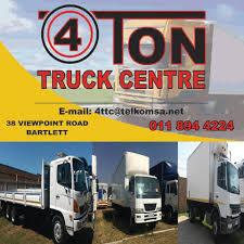4 Ton Truck Centre - Home | Facebook