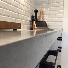 arbeitsplatten aus beton diy anleitung mit betonrezept