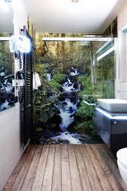 digital bedrucktes bad boden wände bedruckt mit ihplex