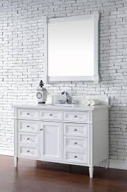 48 Cabinet With Drawers by Best 25 Single Bathroom Vanity Ideas On Pinterest Small