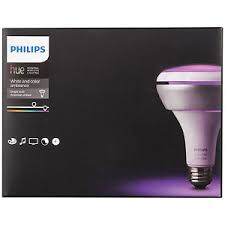philips hue wireless color changing smart bulb 456228 br30 2nd