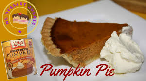 Libby Pumpkin Pie Mix Recipe Can by Libby Pumpkin Pie Recipe How To Make For Thanksgiving