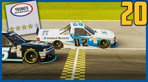 100 Truck Rentals Chicago WE GOT SOME SPEED NOW NASCAR Heat 3 Career Mode Hot Seat