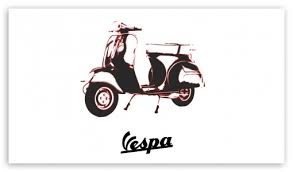 Download Vespa HD Wallpaper