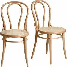 chaises thonet variations sur la chaise thonet