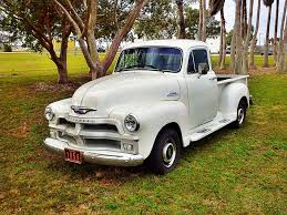 Pickup Truck | Old Trucks 1954 Chevrolet Panel Truck For Sale Classiccarscom Cc910526 210 Sedan Green Classic 4 Door Chevy 1980 Trucks Laserdisc Youtube Videos Pinterest Scotts Hotrods 4854 Chevygmc Bolton Ifs Sctshotrods Intertional Harvester Pickup Classics On Cabover Is The Ultimate In Living Quarters Hot Rod Network 3100 Cc896558 For Best Resource Cc945500 Betty 4954 Axle Lowering A 49 Restoring
