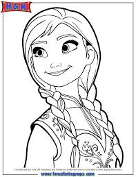 25 Unique Frozen Coloring Pages Ideas On Pinterest
