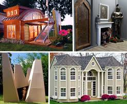 Photo Of Big Playhouse For Ideas by Playhouse Wonders 11 The Top Clubhouse Designs Urbanist